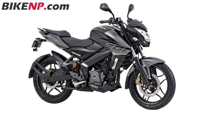 Bajaj Pulsar NS 200 With Fi ABS