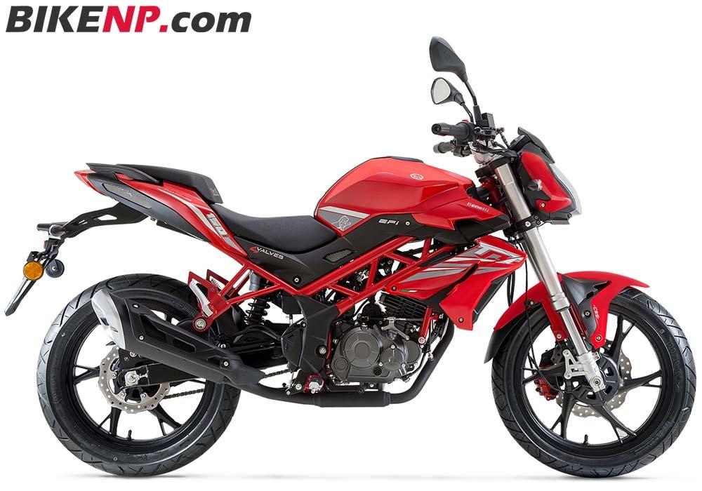 Benelli TNT 150I