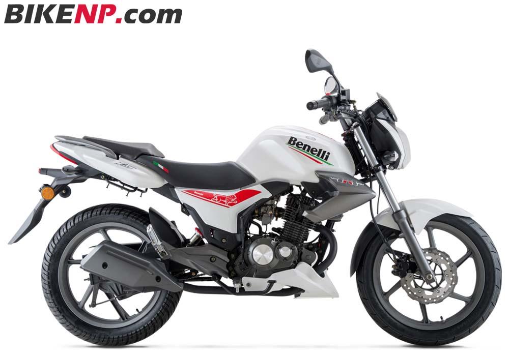 Benelli TNT 15