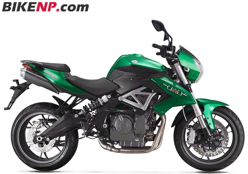Benelli TNT 600I