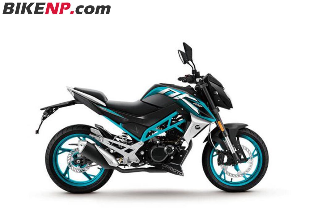 CF Moto NK 150