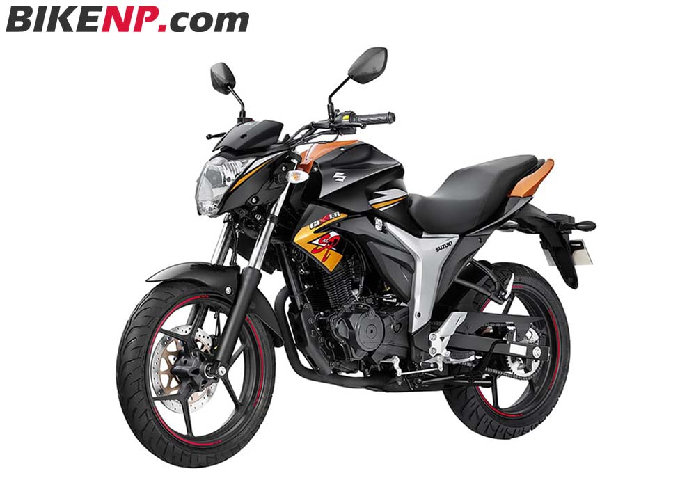 Suzuki Gixxer SP With ABS