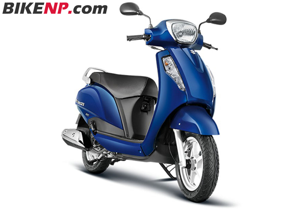 Suzuki Access 125 (Disc)