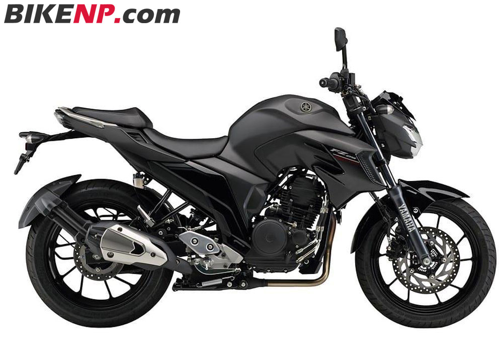 Yamaha FZ 25 ABS