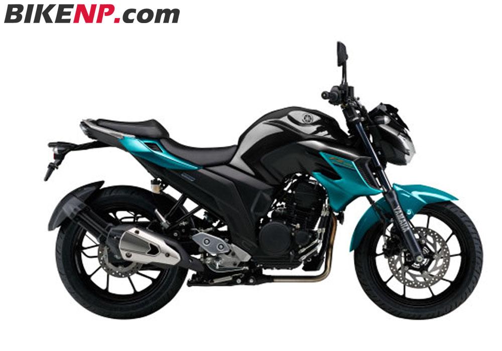 Yamaha FZ 25 DUAL ABS