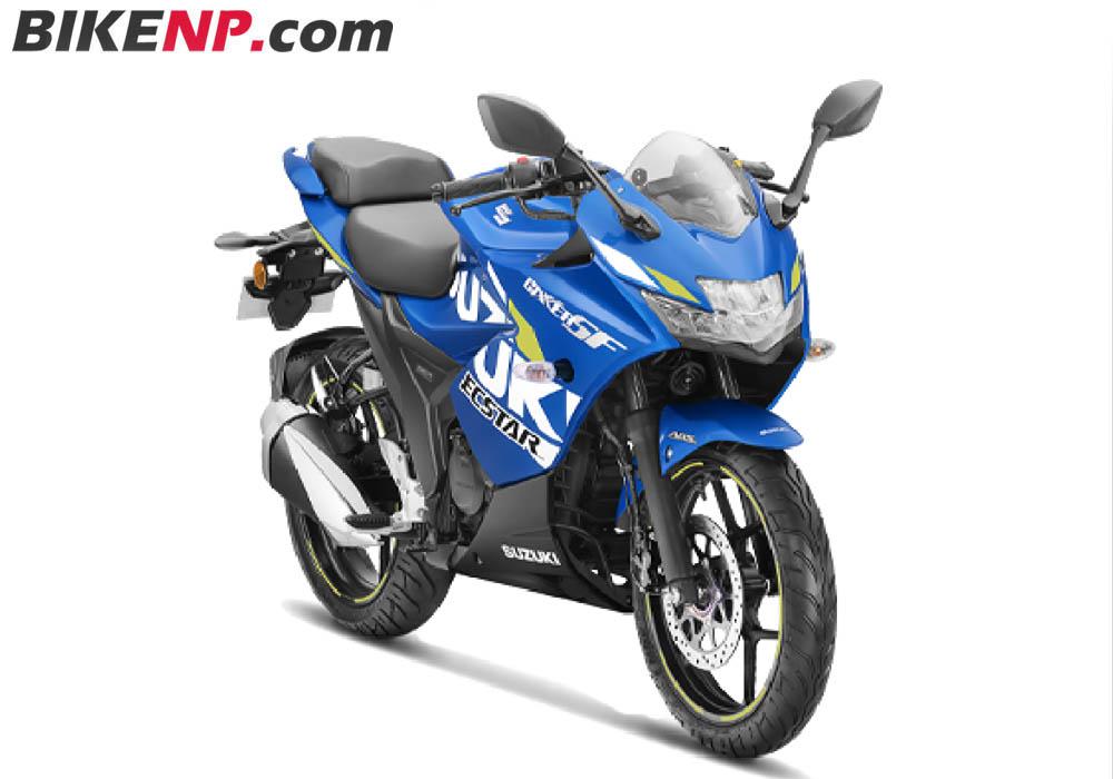 Gixxer SF 150 Moto GP