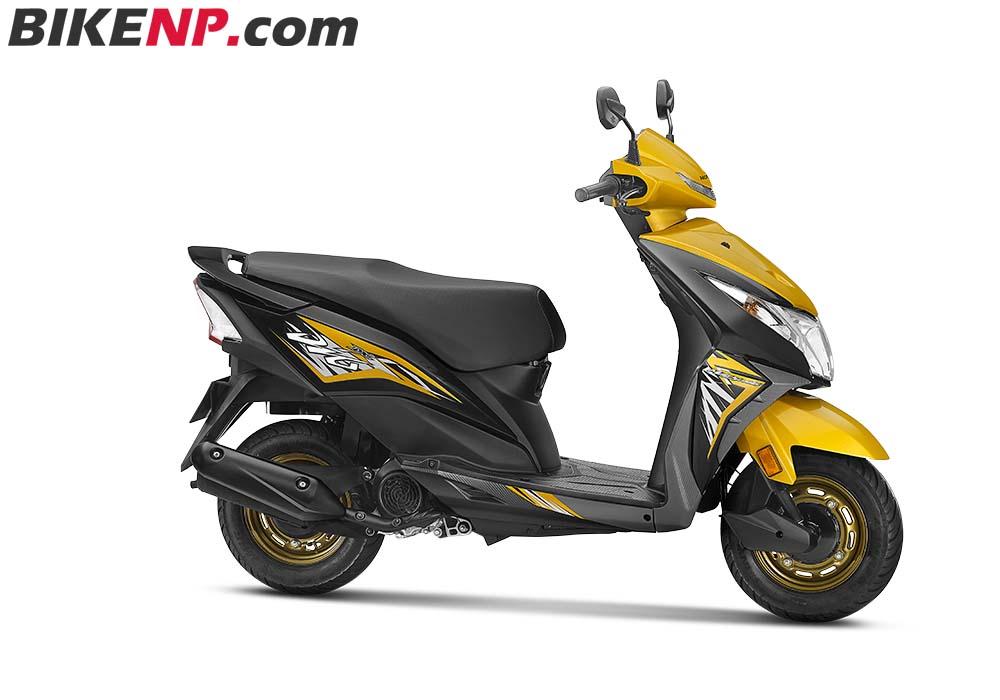 Honda Dio 100