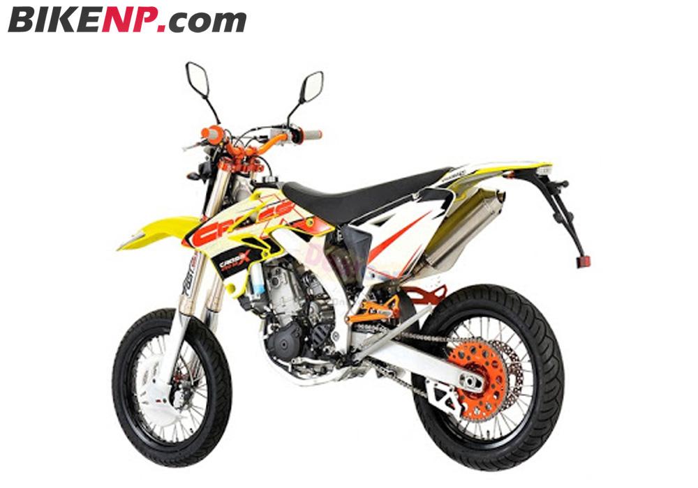 Cross X Dirt Bike 250