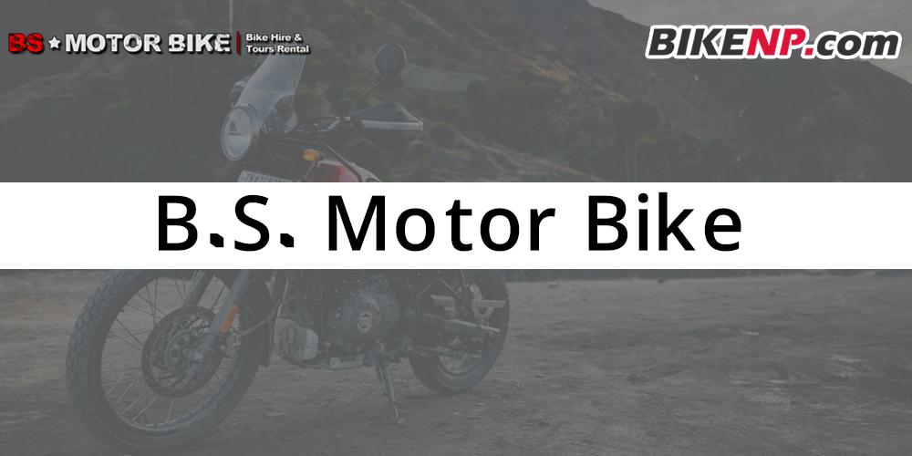 B.S. Motor Bike