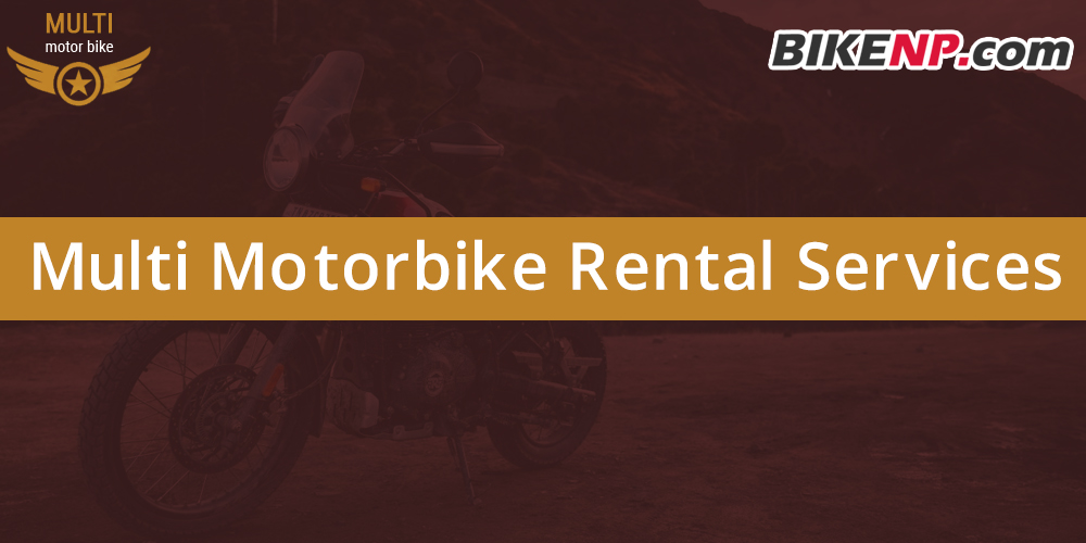 Multi Motorbike Rental Services